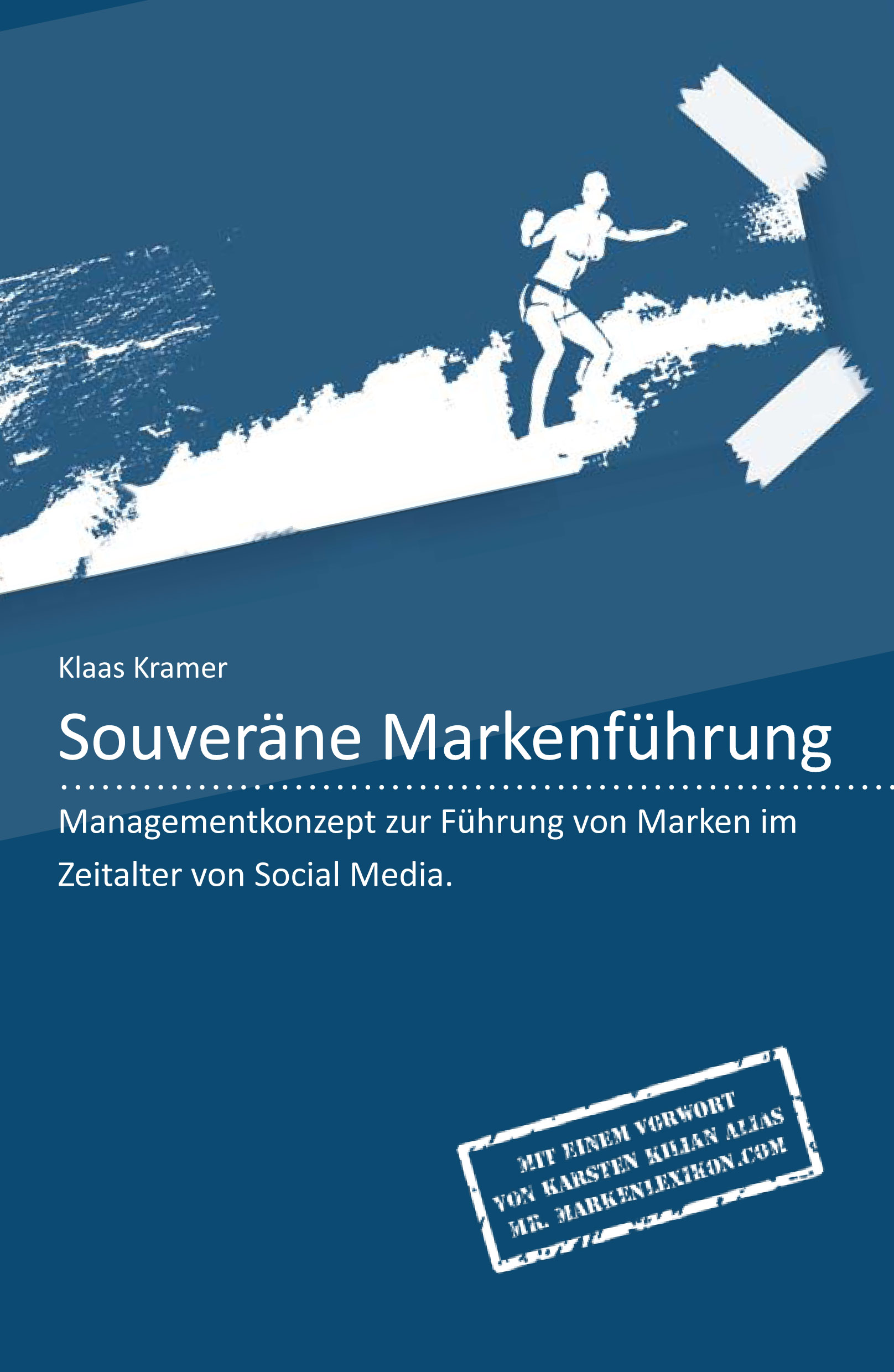 Buchcover Souver&#228;ne Markenf&#252;hrung